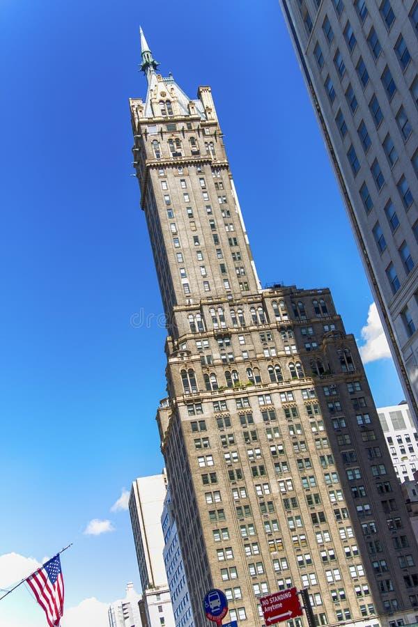 Skyscrapers_02 foto de archivo