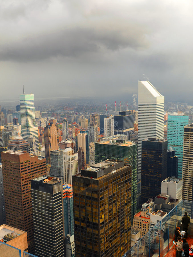 Download Skyscrapers Editorial Stock Image - Image: 7256119