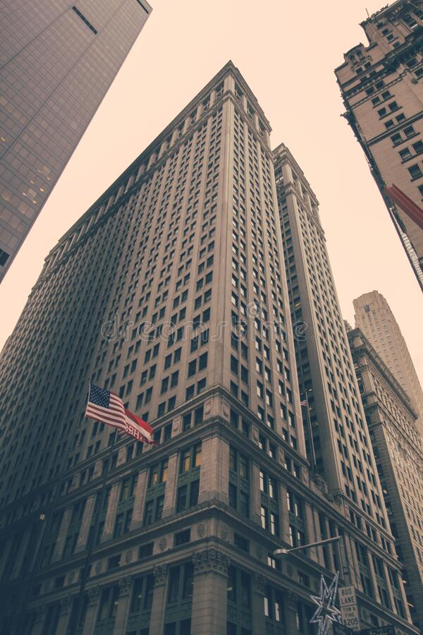 Skyscrapers In An American City Free Public Domain Cc0 Image