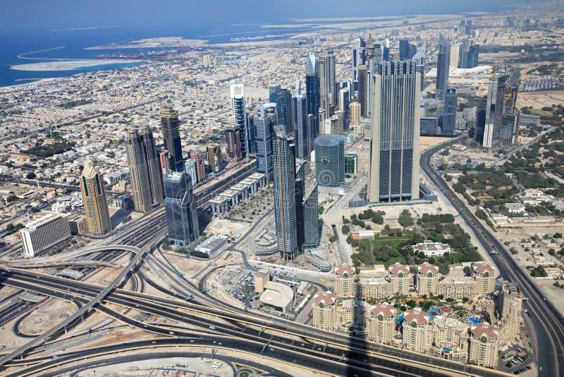 Download Skyscrapers in Dubai. UAE. stock photo. Image of height - 17331742