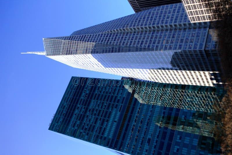 Skyscrapers, New York royalty free stock photo