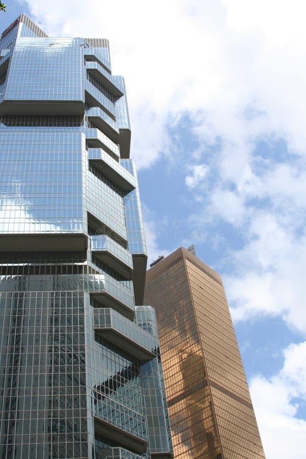 Skyscrapers2 photo libre de droits