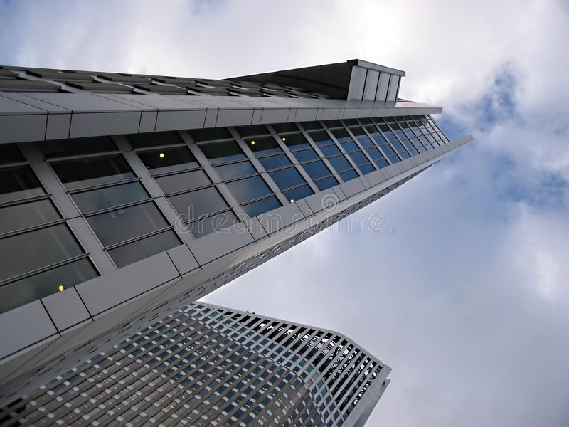 Download Skyscrapes stock image. Image of building, time, working - 519039