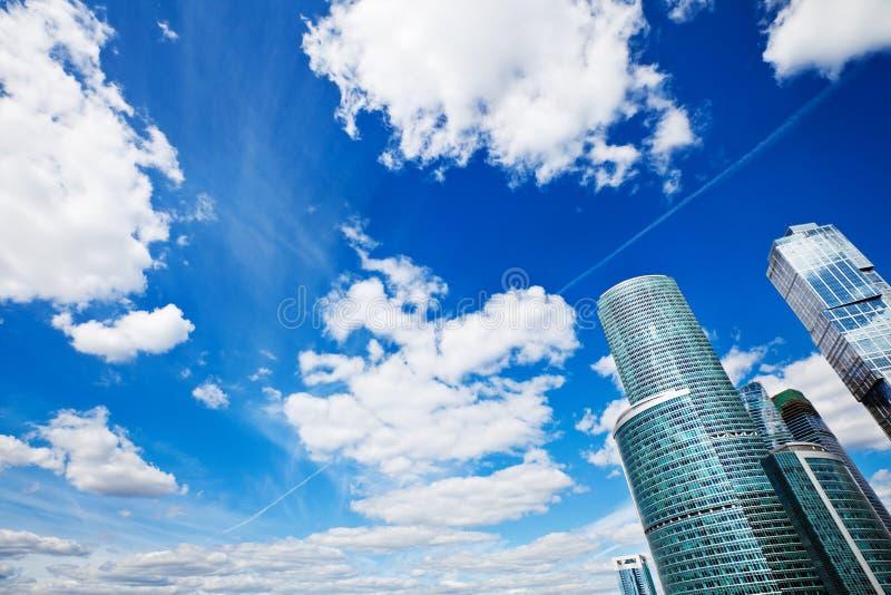 Skyscrepers lizenzfreies stockfoto
