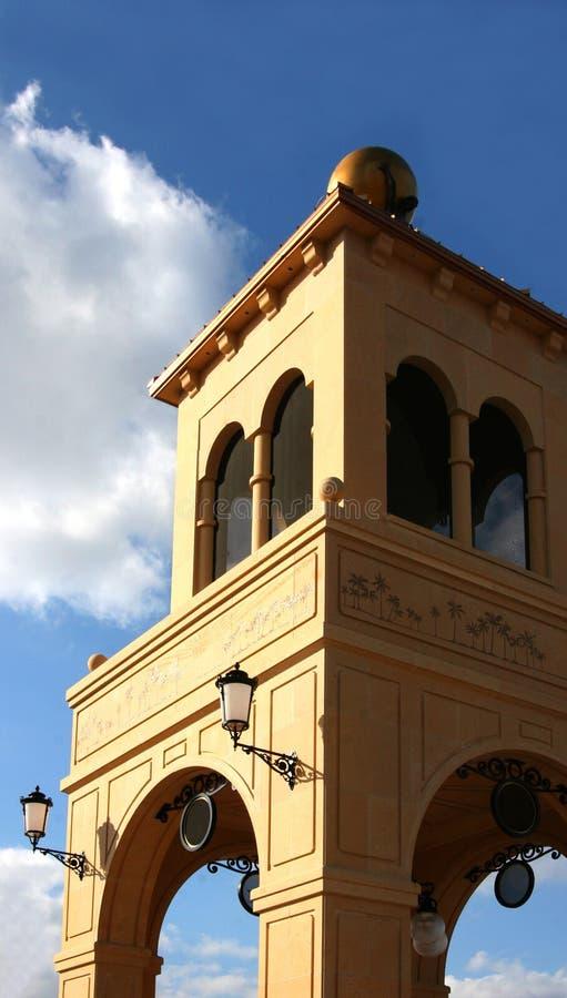 skytorn fotografering för bildbyråer