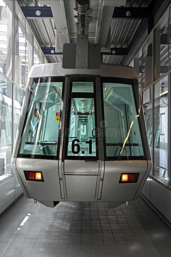 Skytrain rolling stock royalty free stock photography
