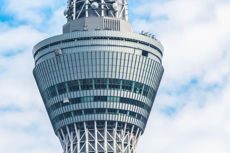 Skytree van Tokyo royalty-vrije stock fotografie