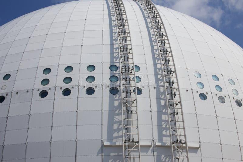 Skyview - Стокгольм стоковые фотографии rf