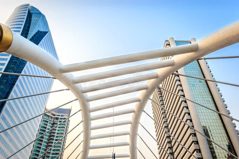 Download Skywalk стоковое изображение. изображение насчитывающей линия - 40576117