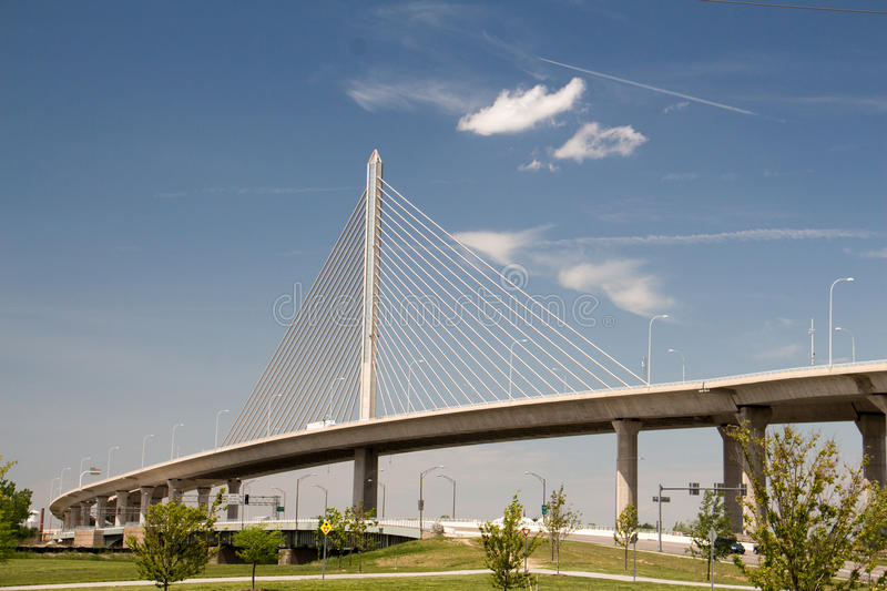 Skyway stock afbeeldingen