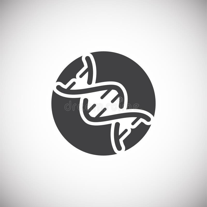 Släkt symbol för reproduktion på bakgrund för diagram och rengöringsdukdesign enkel terminal f?r flygplanillustration Internetbeg royaltyfri illustrationer