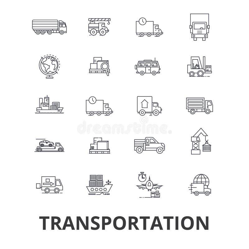 Släkta symboler för trans. stock illustrationer