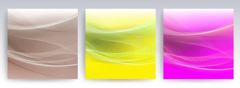 Slät delikat bakgrund med fint - ingreppstyg, tyll, vektor illustrationer