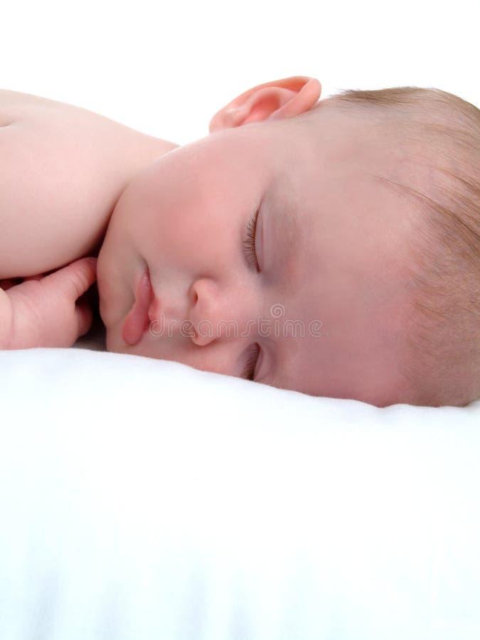 In slaap stock afbeeldingen