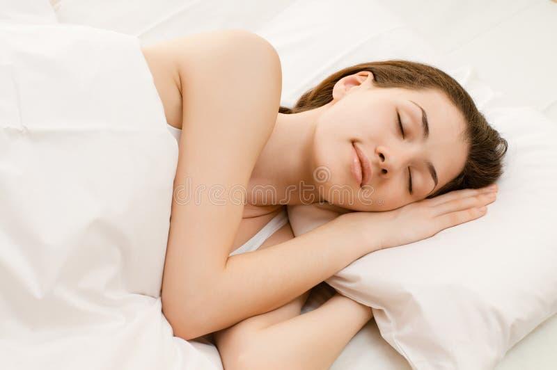 Slaap stock afbeelding