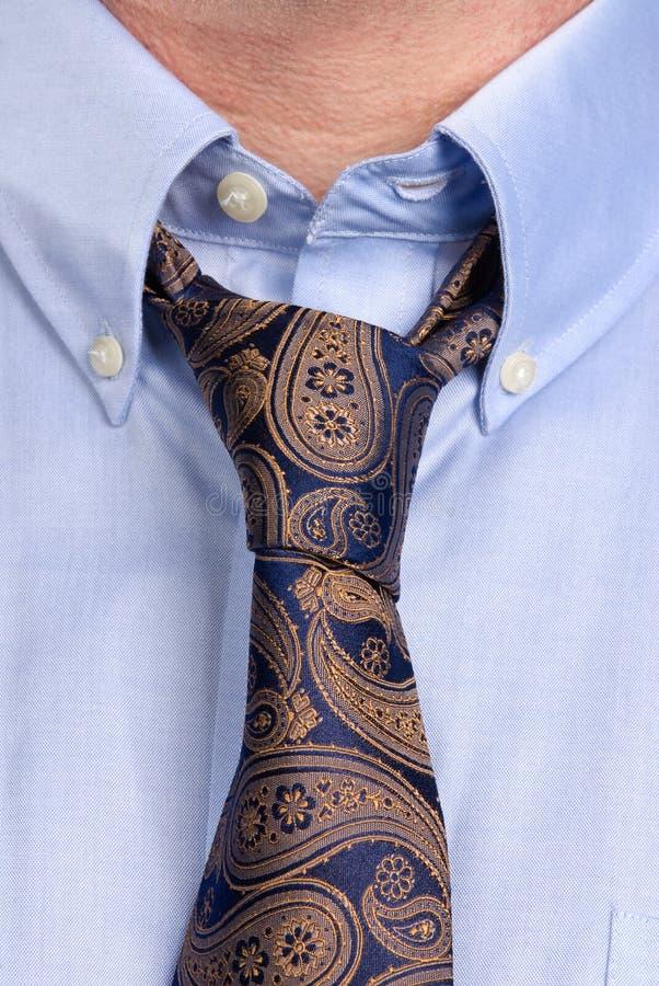 Slacci la cravatta immagine stock