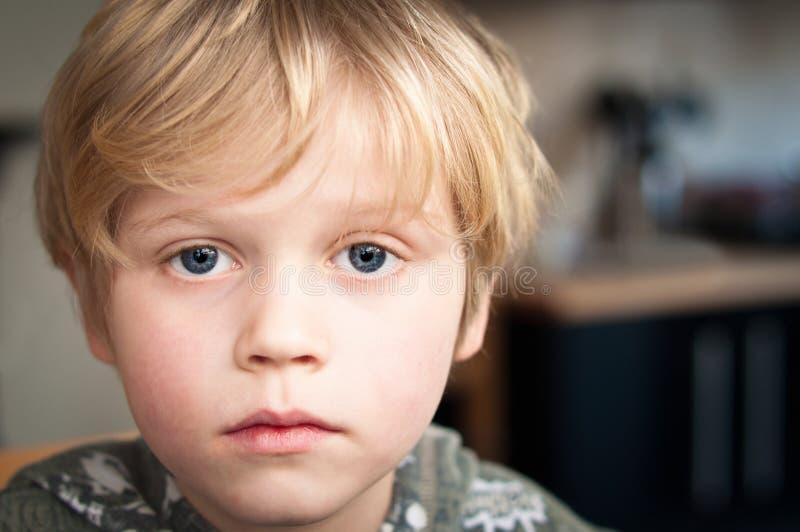 Slachtoffer van kindmisbruik royalty-vrije stock afbeeldingen