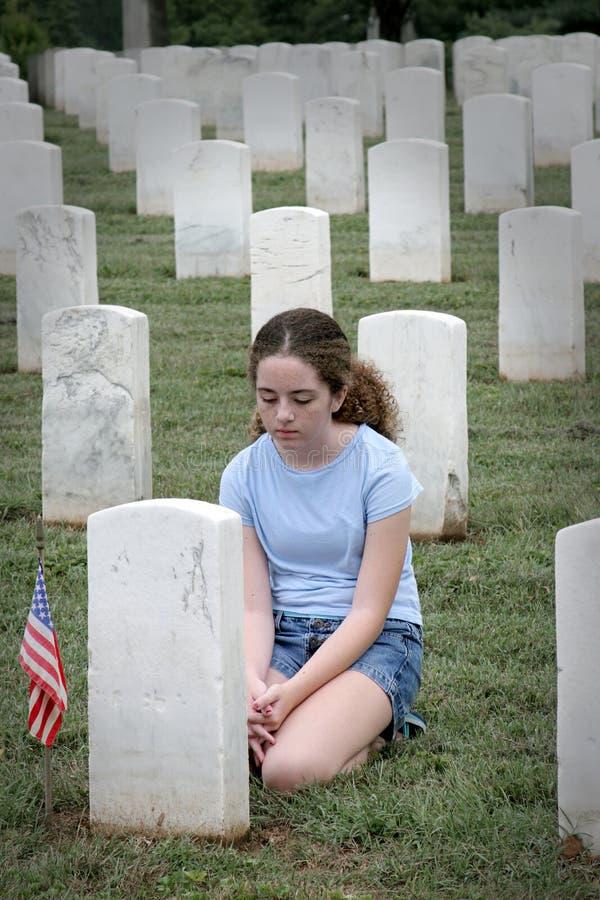 Slachtoffers van Oorlog 2 stock foto