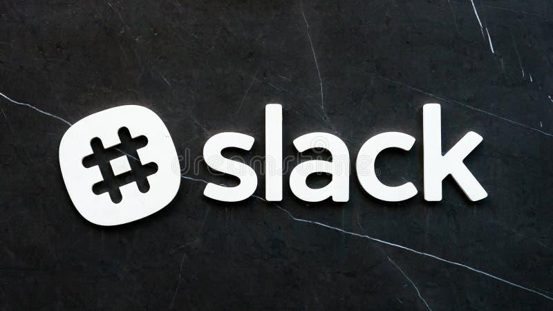 Slack hashtag