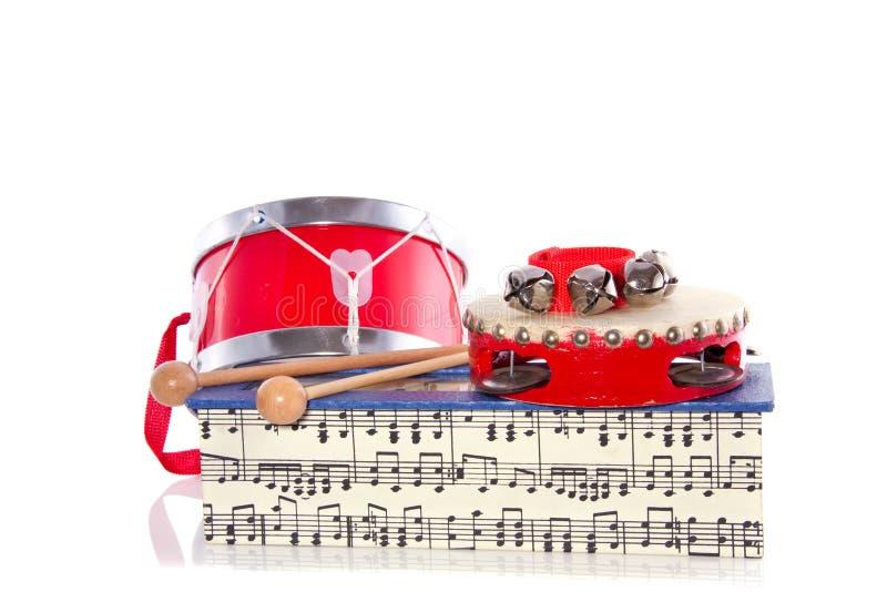Slaginstrumenten royalty-vrije stock fotografie