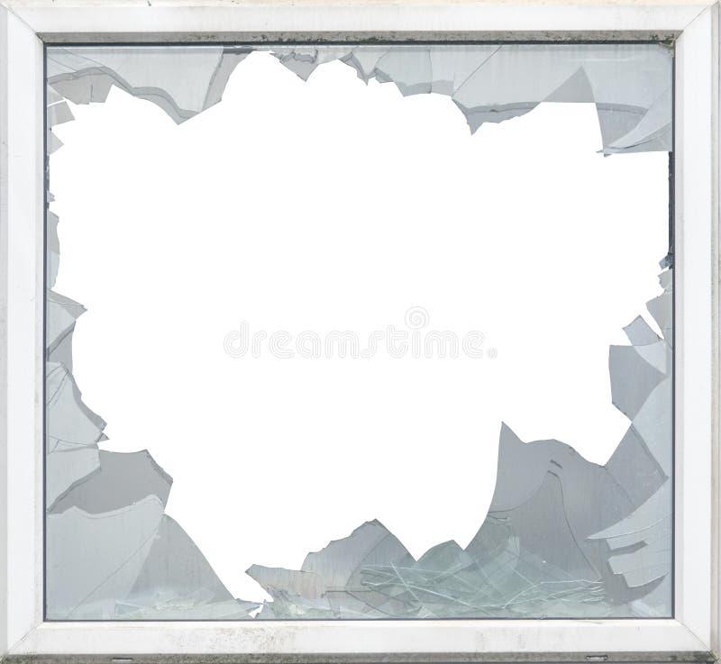 slagit exponeringsglas arkivbild