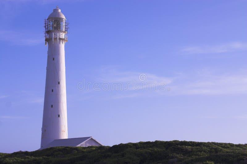 Slangkop Leuchtturm. lizenzfreie stockfotos