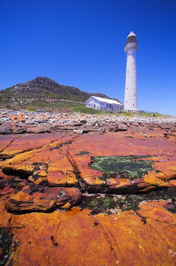 Slangkop Lighthouse royalty free stock photography