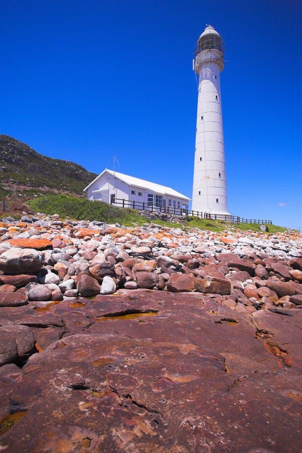 Slangkop Lighthouse stock image