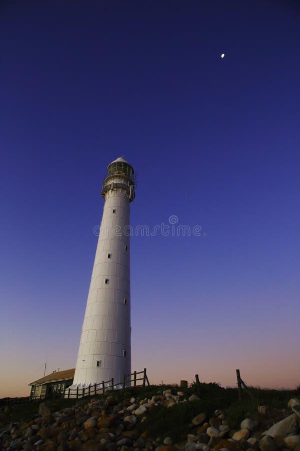 Slangkop lighthouse (IV) royalty free stock photo