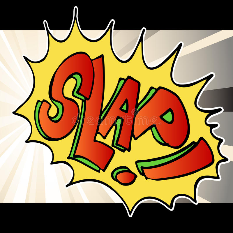 Download Slap Noise Background stock vector. Image of background - 16813807