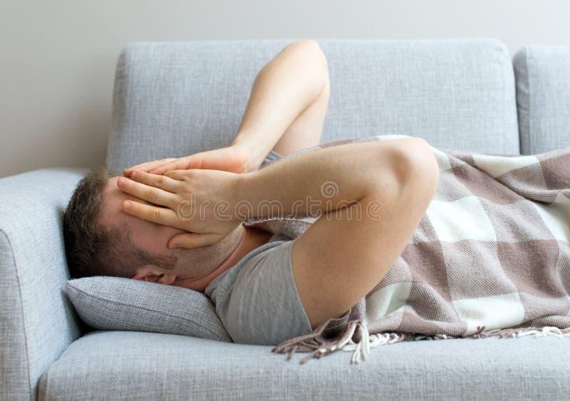 slapeloosheid stock foto's
