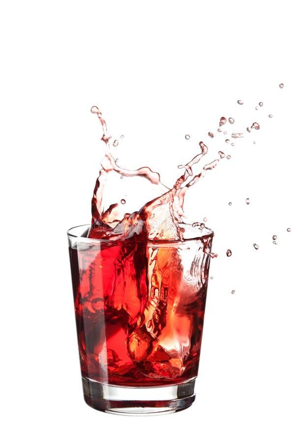 slapp drink arkivbild