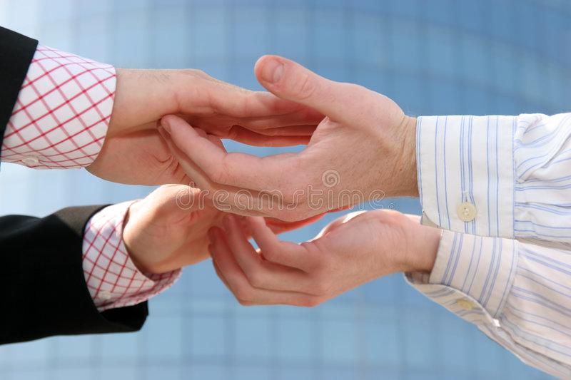 Download Slaps In Business Stock Images - Image: 2155984