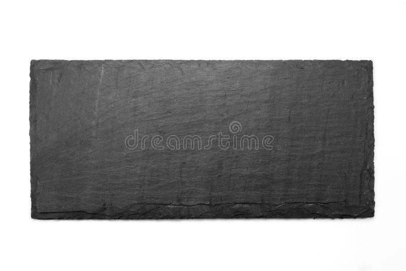 Slate cheese board royalty free stock image