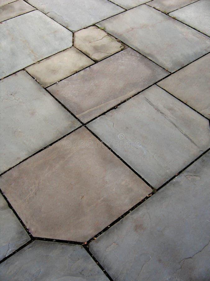 Download Slate floor stock image. Image of sidewalk, design, square - 1189013