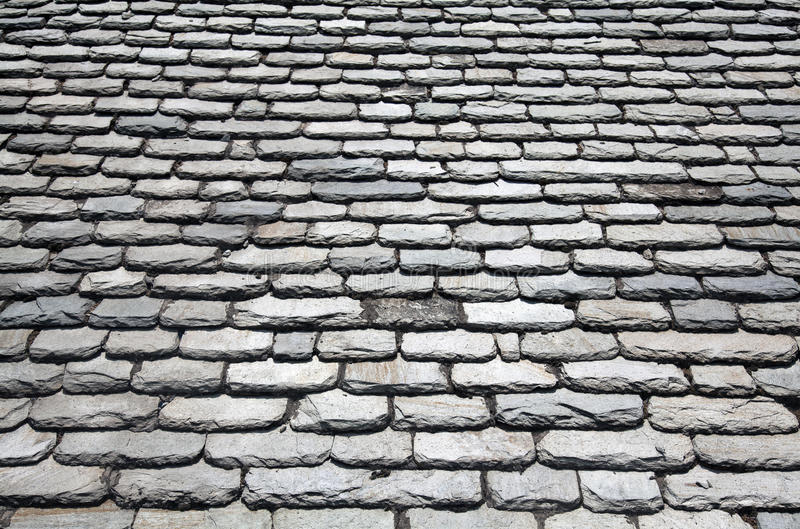 Download Slate roof tiles stock photo. Image of pattern, architecture - 27127734