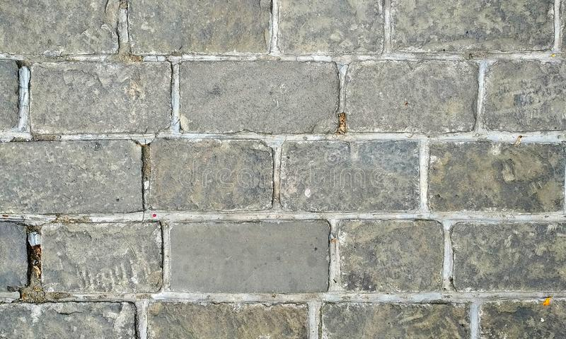 Slate Stone Wall.Closeup surface marble pattern at marble stone wall texture background stock photography