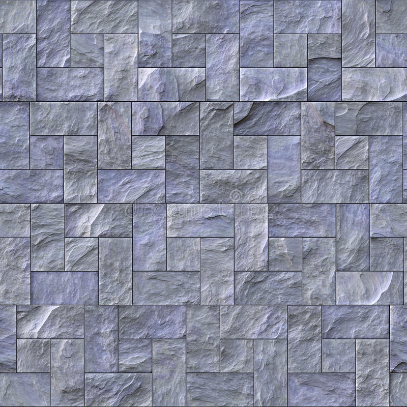Download Slate Stone Wall Texture stock illustration. Image of masonry - 17706149
