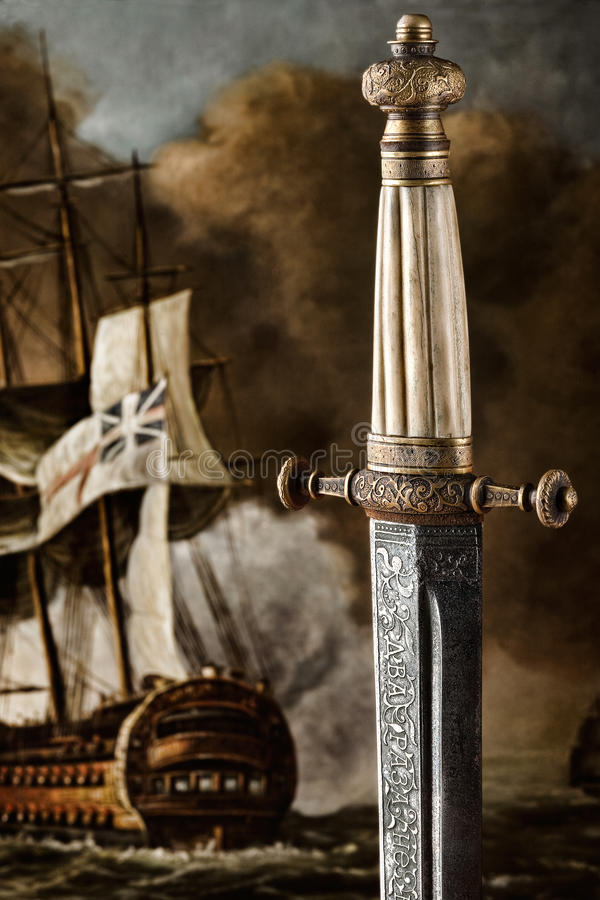 Download Slavic Dagger. stock photo. Image of poniard, blade, forged - 15236306