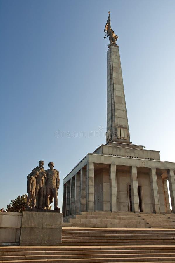 Download Slavin fotografia stock. Immagine di sightseeing, monumento - 7324006