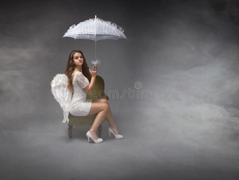Slecht weer van hemelconcept royalty-vrije stock foto's