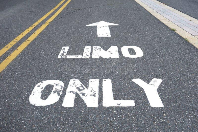 Slechts Limo stock afbeeldingen