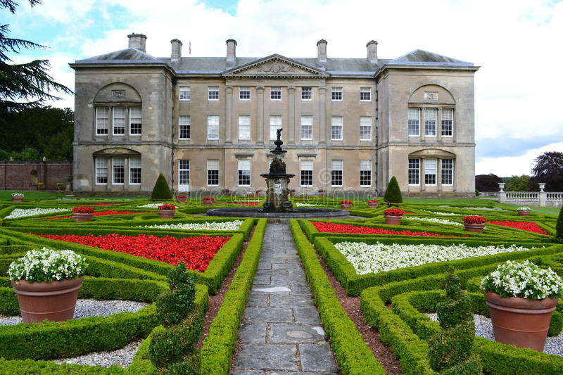 Sledmere House royalty free stock photography