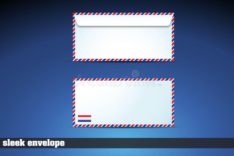 Sleek Envelope Royalty Free Stock Photos