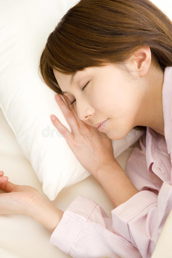 Sleep Royalty Free Stock Photo