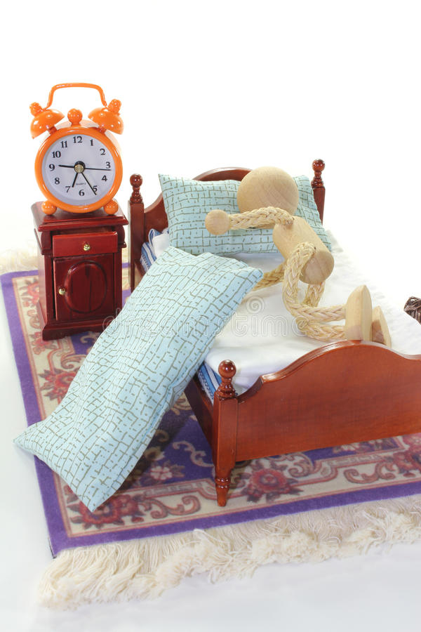 Download Sleep stock photo. Image of time, restlessness, wake - 26824706