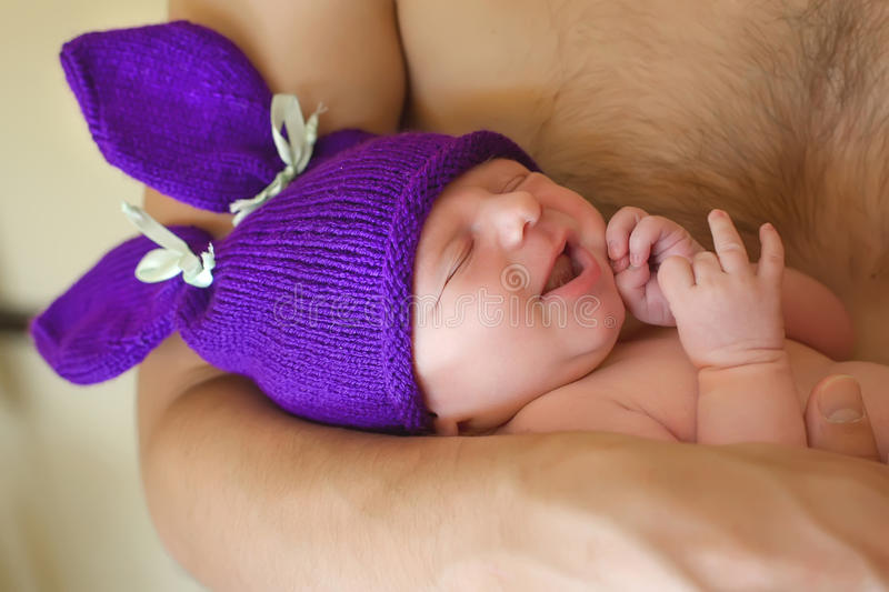 Download Sleep of baby stock image. Image of cute, birth, peaceful - 30539341