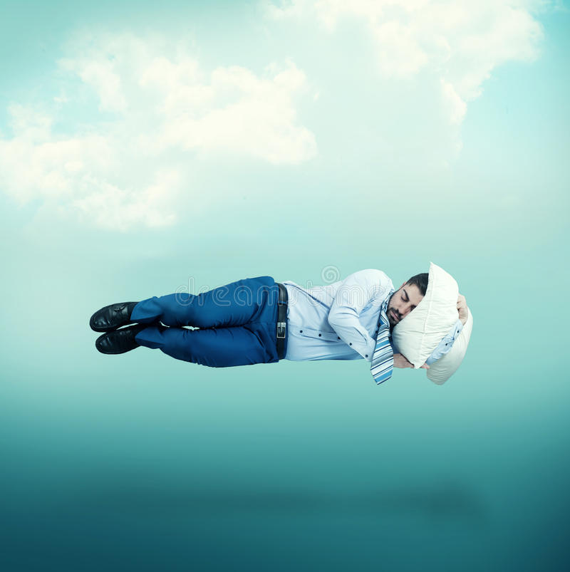 Download Sleep Floating Stock Photo Image Of Float Pause Escape