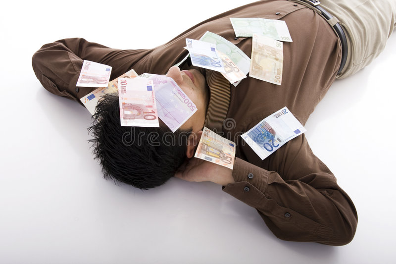 Download Sleeping stock image. Image of brown, europe, earn, isolated - 8934689
