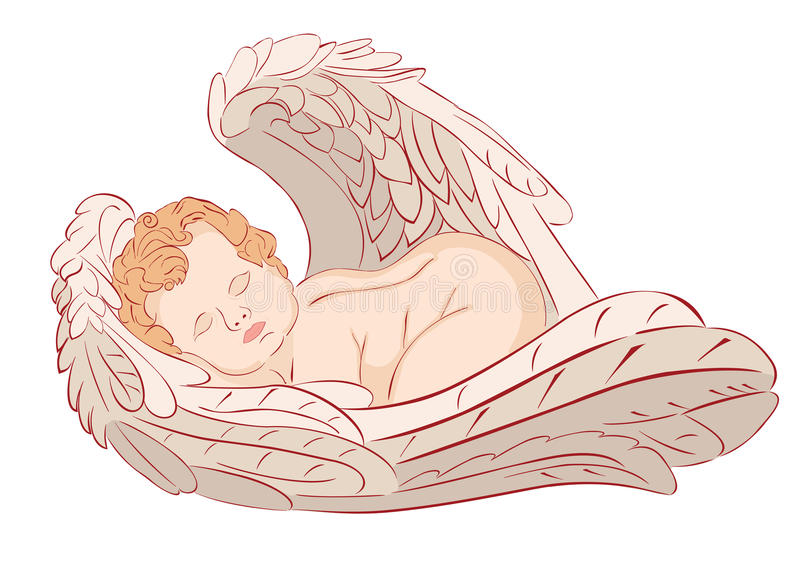 Download Sleeping Angel Stock Images - Image: 28675984